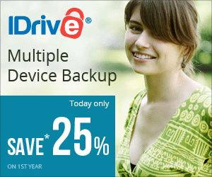 IDrive Supports Multiple Device Backup https://www.idrive.com/p=techwonder