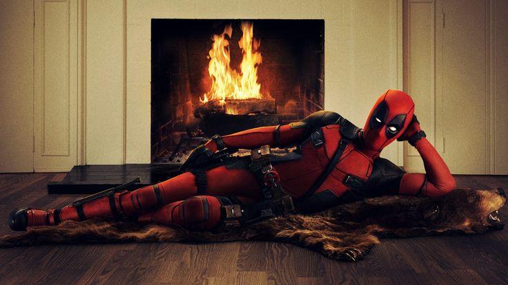 Deadpool Movie Wallpaper  #mL8OI | 2016 Iphone Ryan Reynolds Logo Hd Hd 1080p Spiderman