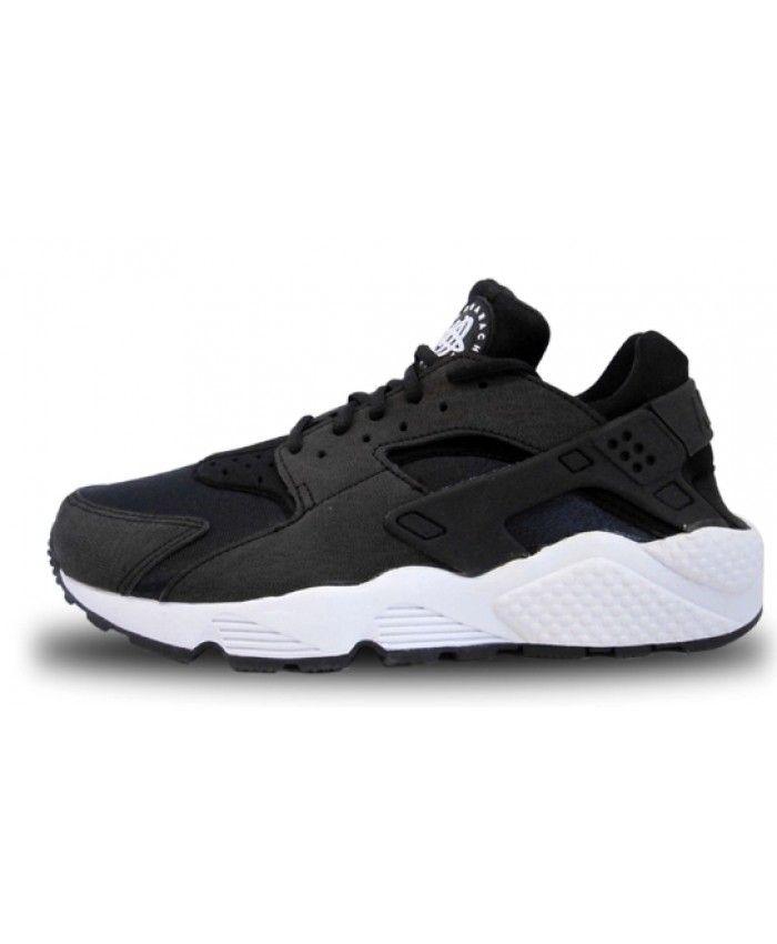 Nike - Zapatillas Deportivas para Hombre Modelo Air Huarache Light - Carbón Clásico/Azul Blue Force, 41 EUR / 8 US
