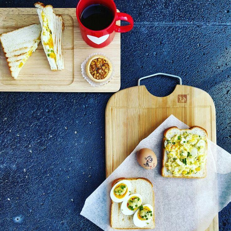 계란 샌드위치~~^^
