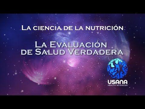 Evalúa tu salud Evaluación de Salud Verdadera [ESPAÑOL] | USANA MEXICO | US-Spanish | CO...