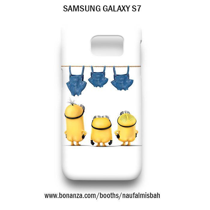Naked Despicable Me Minion Samsung Galaxy S7 Case Cover