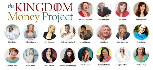 Watch my interview with Molly Dalbec from The Kingdom Money Project!