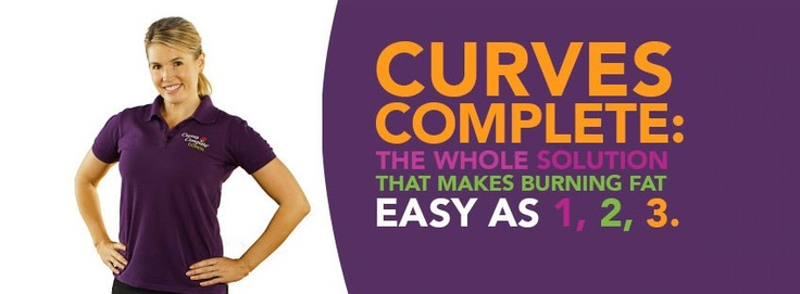 Burn more fat than diet alone. Get the complete solution to weight loss. Only Curves Complete combines the right exercise with the right meal plan and one-on-one coaching to maximize fat loss and rev-up your metabolism. And as always, you get the support and encouragement of the Curves Community to help you reach your goals.