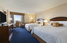 Double Queen Comfort Room - Coast Plaza Hotel and Conference Centre Calgary