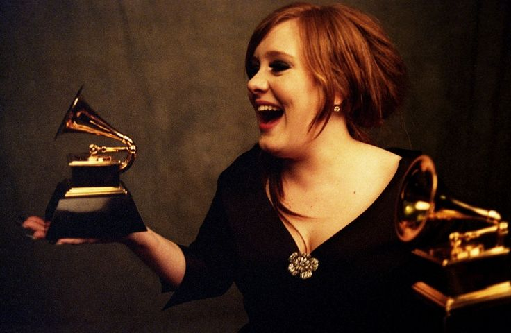 Adele | GRAMMY.com: Awards Ceremony, Adele 3, Annual Grammi, Adorable Adele, Adele Grammi, Grammi Awards, Adele Photo, 2009 51St, Photo Shoots