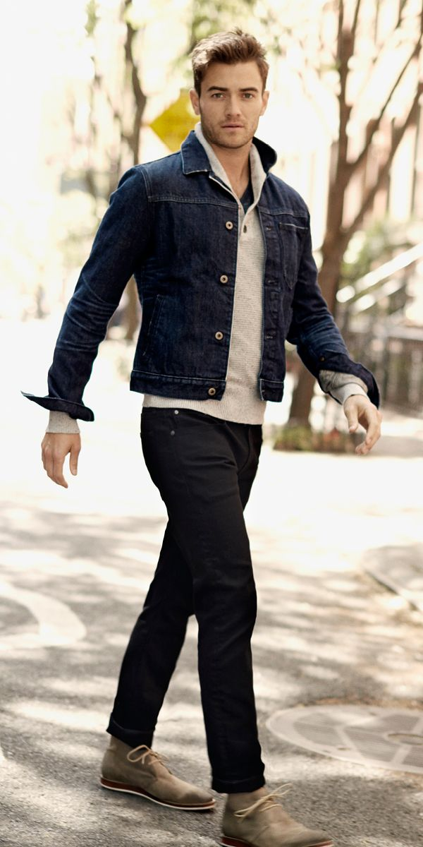 372 best What to Wear images on Pinterest | Menswear, Shirts and ...