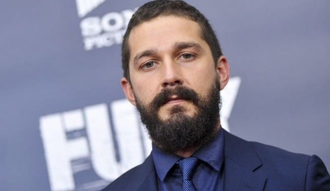 Shia LaBeouf Appears On TED Talk, Makes Announcement To Those With Big ... Shia LaBeouf  #ShiaLaBeouf