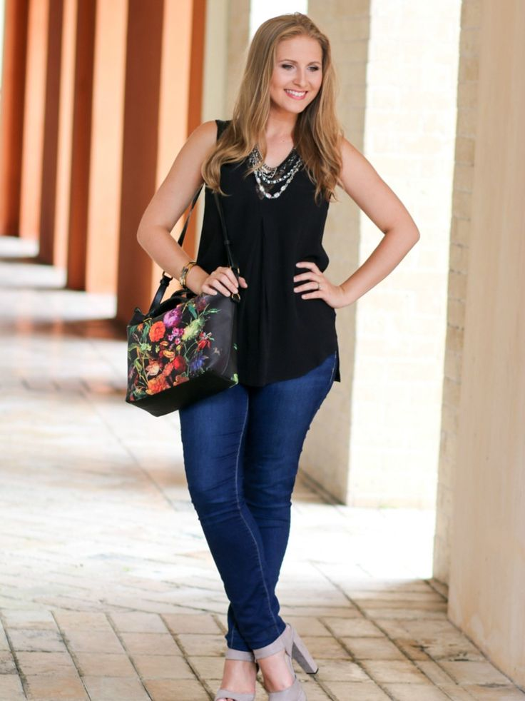 casual date night outfit idea by ashley brooke nicholas