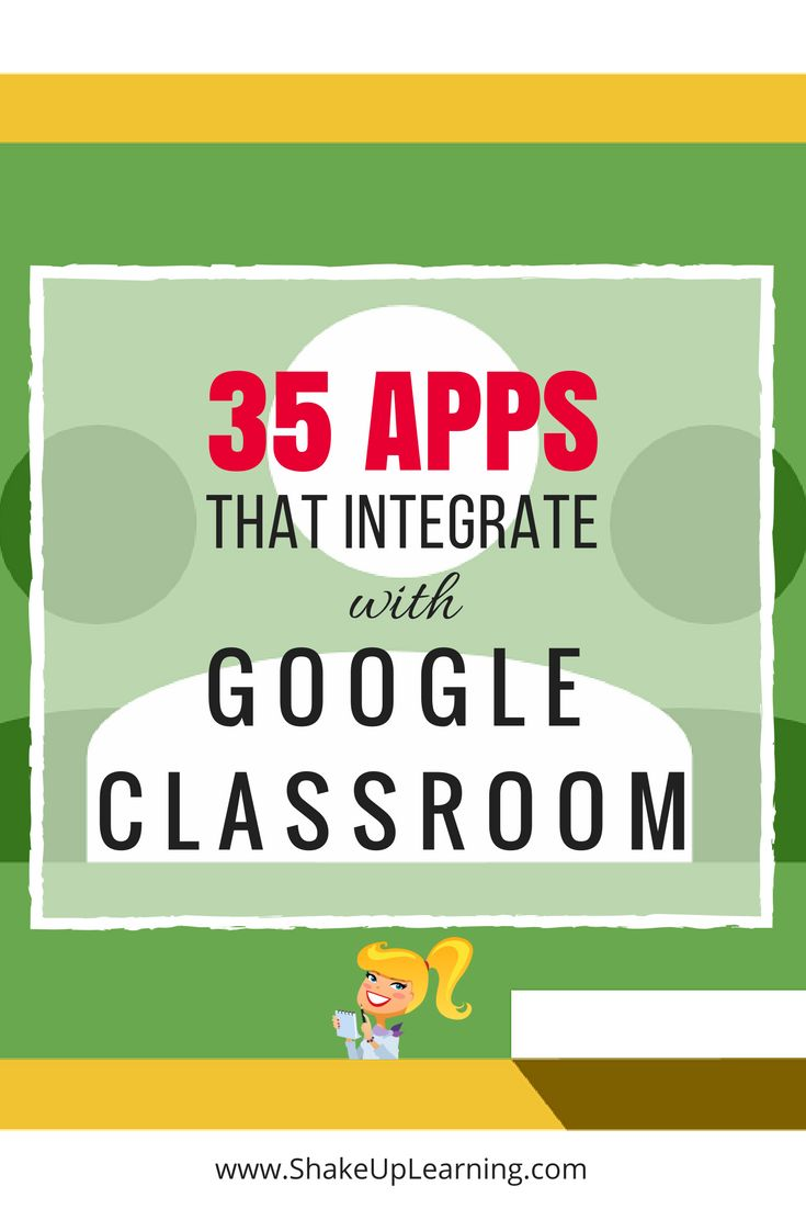 35 Apps that Integrate with Google Classroom: Did you know that Google Classroom plays well with others? Yep! Google is known for making their applications open to working with third-party applications, and Google Classroom is no exception. Are you using Google Classroom? I have put together a list of 35 Apps that Integrate with Google Classroom, making it even easier to create lessons and announcements with your favorite apps and resources.
