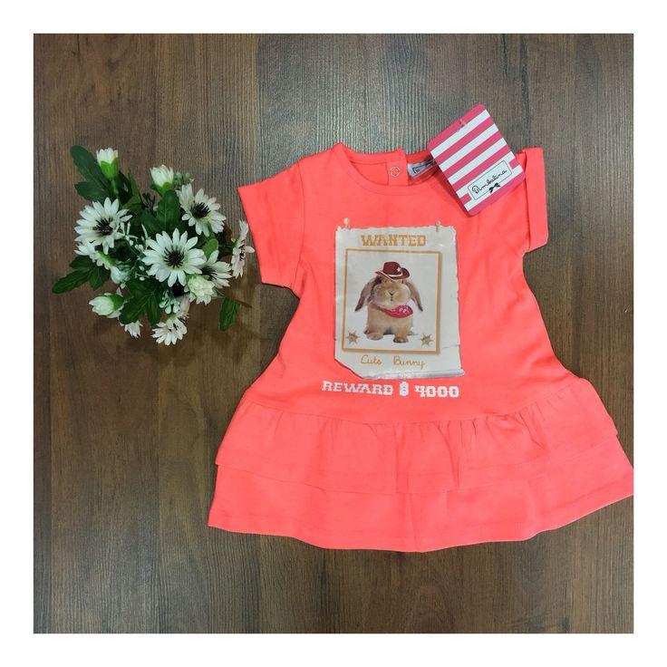 Vestido bebe Bimbalina 2016