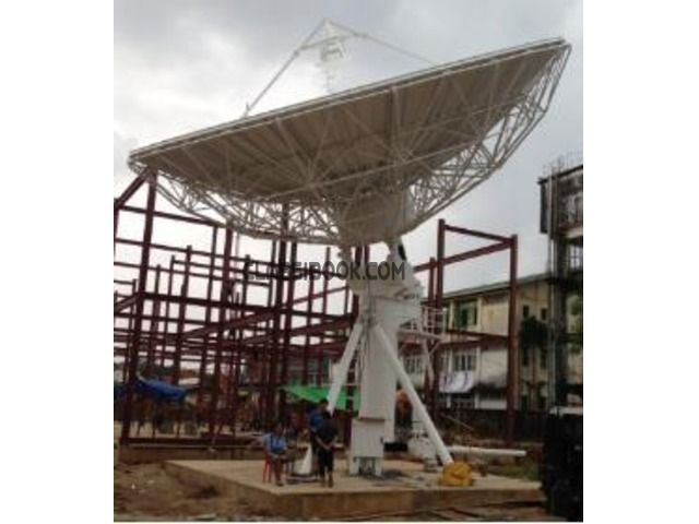 listing 11.3m Satellite Fixed Station Ku band Re... is published on FREE CLASSIFIEDS INDIA - http://classibook.com/missed-connections-in-bombooflat-26130