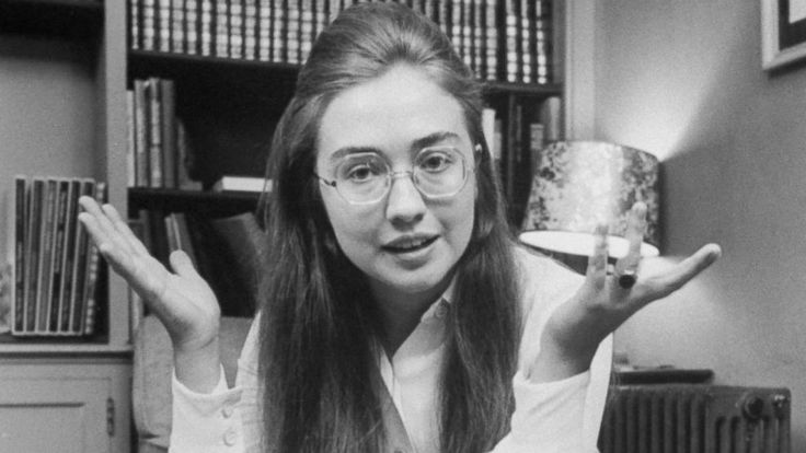 Hillary Clinton: 12 Moments That Define the Woman Who Wants to Be ...