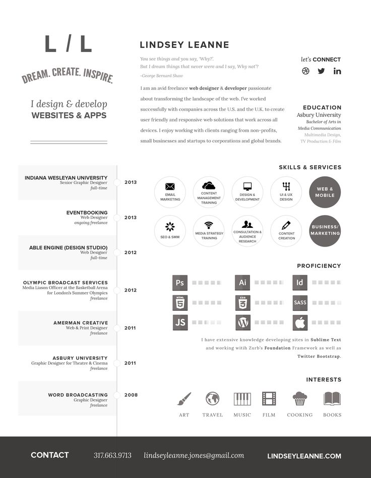 14 best resume images on Pinterest Resume design, Creative - resumes by marissa