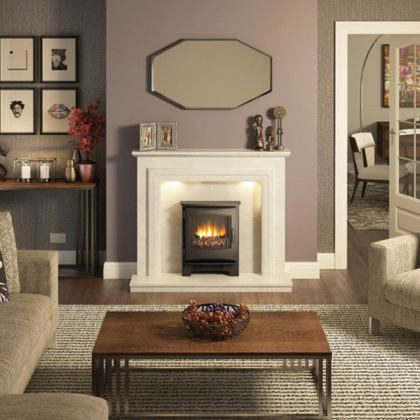 Broseley Ignite Inset Electric Stove - Stoves Are Us