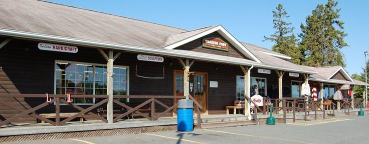 The French River Trading Post - A Northern Ontario Legacy - Northeastern Ontario Canada