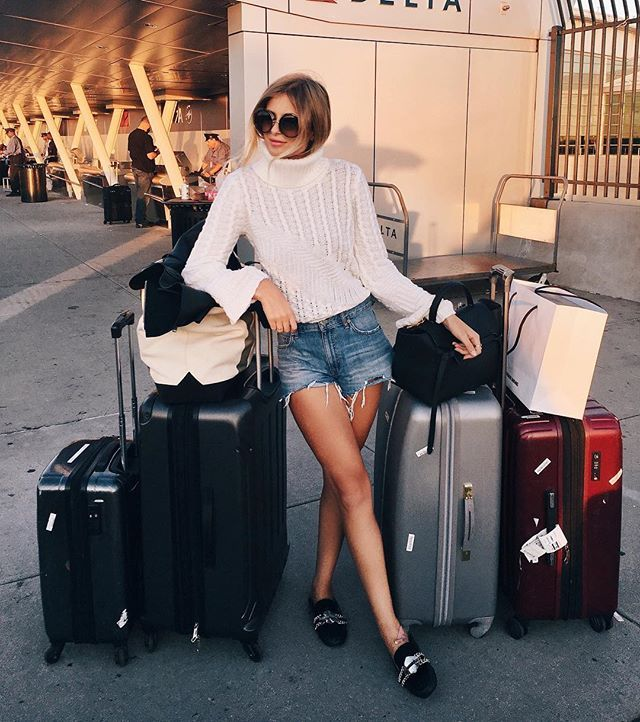 961 Best Airport Styles Images On Pinterest Airport Style Travel Style And Airport Fashion