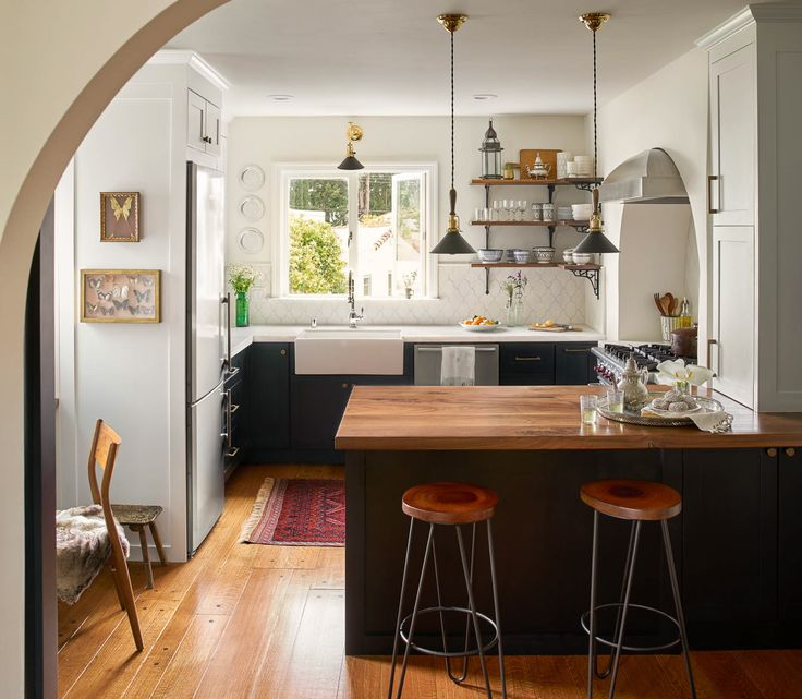 Kitchen Art 88: Charming Spanish Bungalow In Oakland In 2019