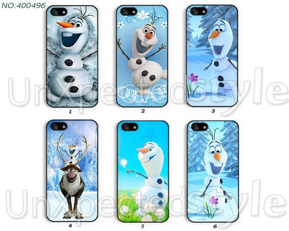 I would like one of these ;) Disney frozen Phone Cases iPhone 5 Case iPhone by UnXpectedstyle, $8.99