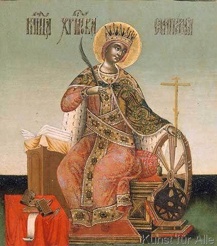 17.+Jahrhundert+-+Die+Heilige+Katharina+von+Alexandrien
