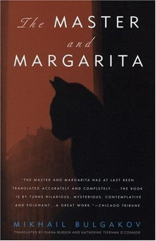 The Master and Margarita, Bulgakov.  Possibly the book equivalent of my first love affair.