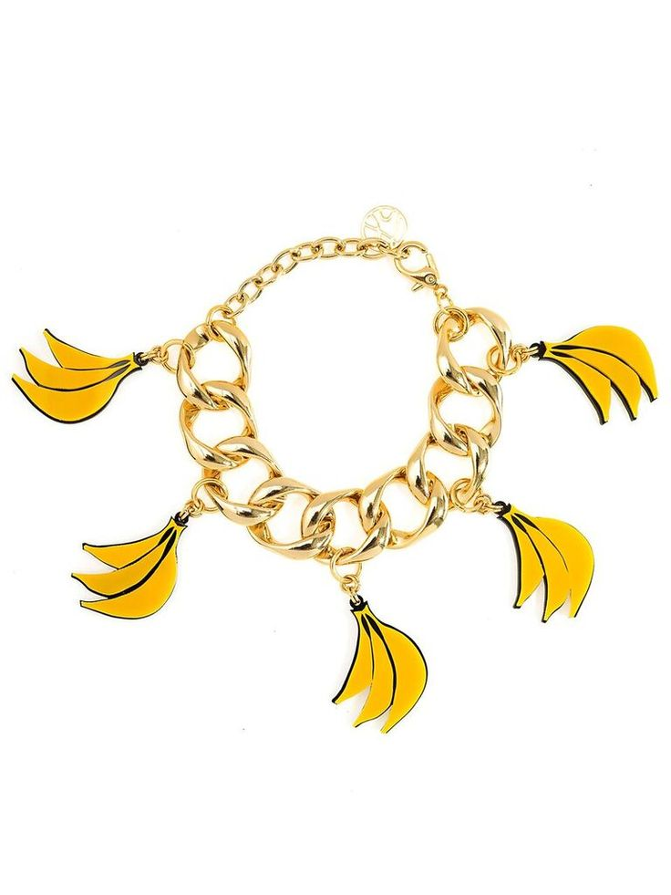 The Bananas Bracelet by João Sebastião. Shop it at http://meliestore.com