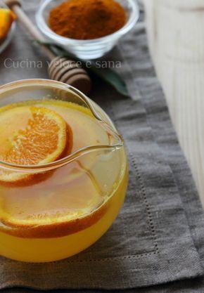 tisana arancia e miele
