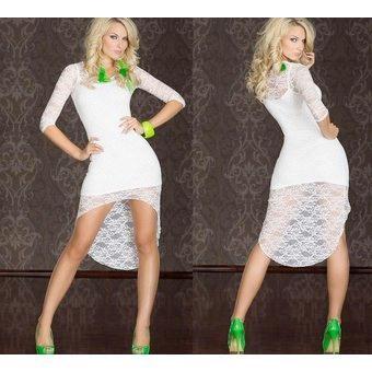 El Blonda es un tejido de seda muy parecido al encaje.