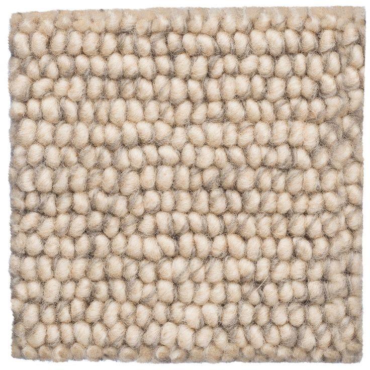 Lisburn Chunky Loop Pile 100% Pure New Zealand Wool Carpet - Cavalier Bremworth