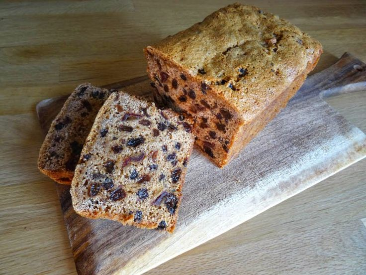 Mary's Tea Time Cake for Recipe Clippings, a simple tea loaf from Mary Berry, dried fruit soaked in tea, make a delicious cake for every day.
