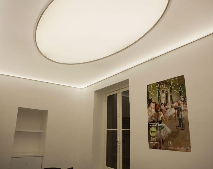 17 meilleures id 233 es 224 propos de plafond lumineux sur d 233 cor de plafond rideau