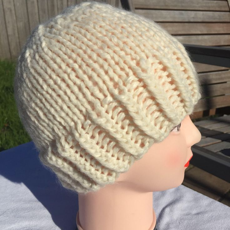 A personal favourite from my Etsy shop https://www.etsy.com/au/listing/522707972/hand-knit-chunky-hat-beanie-hat-toque-in