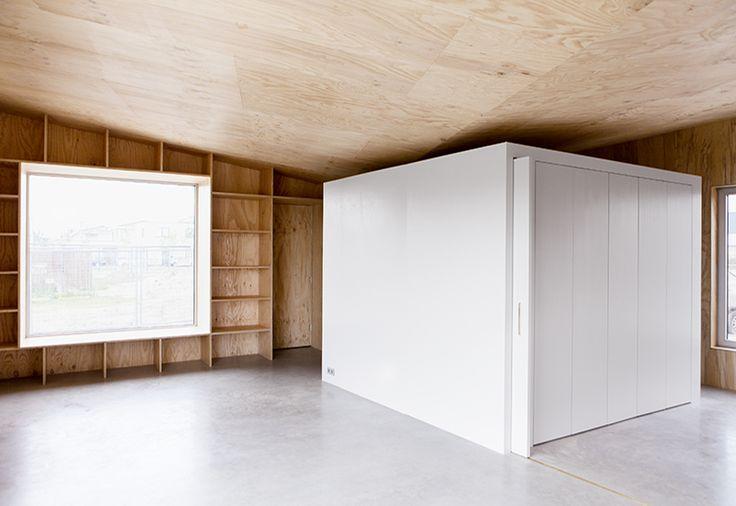 Rebel House | Interior | Villa | Architecture | Atelier van Wengerden