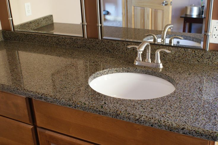 green granite countertops kitchen 19 best images about vetrazzo recycled glass on 3990