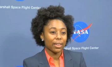 This 22-Year-Old Is Already An Engineer At NASA   And she's yet to graduate from MIT... with a 5.0. Yah.