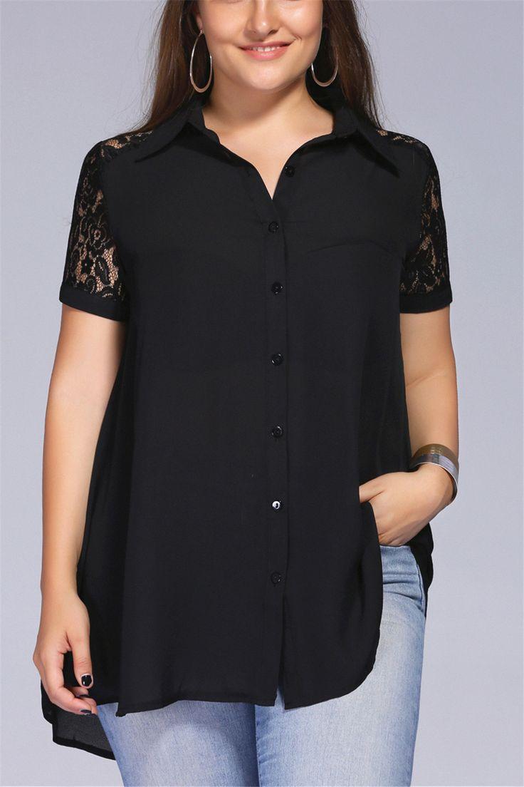 67 best plus tops images on pinterest   plus size tops, blouses