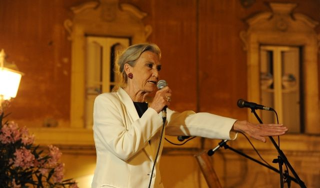 Barbara Alberti è la vincitrice del premio della XVII edizione del Concorso Lettera d'amore