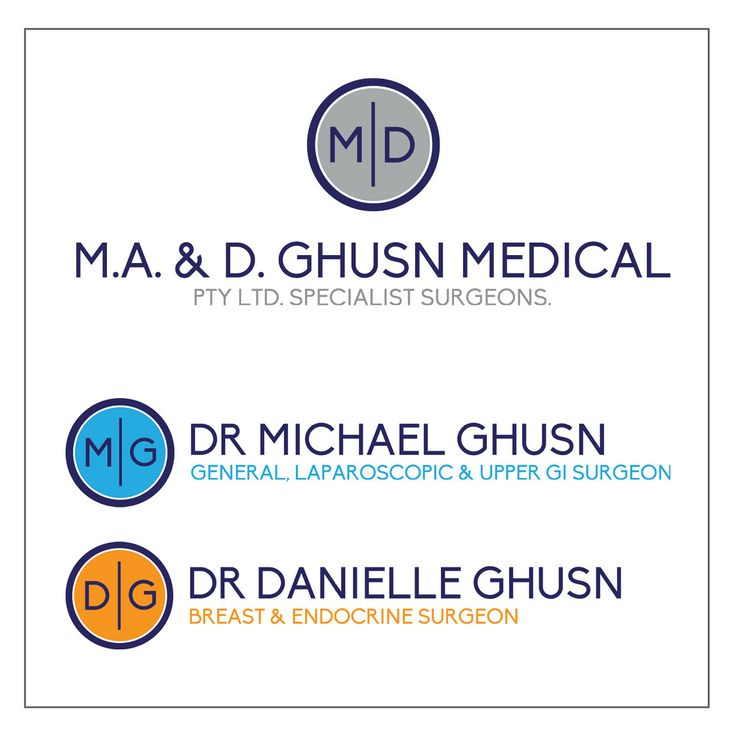 One of our latest branding and design projects: Ghusn Medical — a new surgical practice in Northern NSW. Website coming soon!
