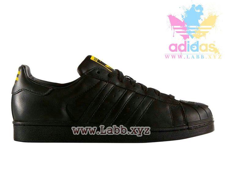 Adidas Originals Homme/Femme Superstar Pharrell Supersh Noir S83345 Adidas Pas cher - 1606160555 - Officiel Adidas Site,Achat de adidas basket Pas Cher en france