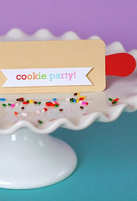 Host a cookie decorating party and let friends and family in on the fun. We've put together some festive party favor ideas that are sure to be a hit with your guests. Invite them over and start decorating! Click in for more.