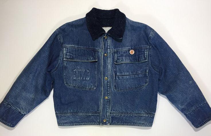 Un preferito personale dal mio negozio Etsy https://www.etsy.com/it/listing/481827453/frank-scozzese-giubbotto-giacca-jeans-m