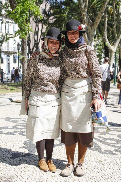 Traje Regional, Portugal _MG_8168 by diario de..., via Flickr