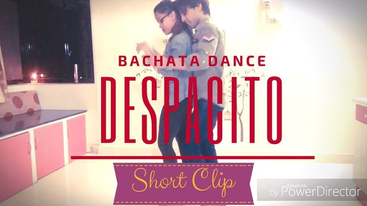 Two years ago I was shy of dancing and now see. Must watch Despacito Bachata dance Shorrt clip. Full video on Youtube channel name Raymann Rayy