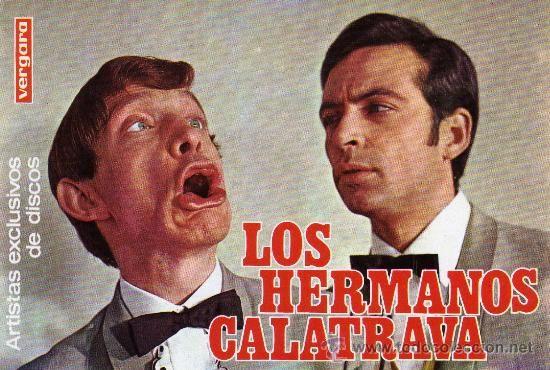 Los hermanos Calatrava...qué risas nos echamos!!!