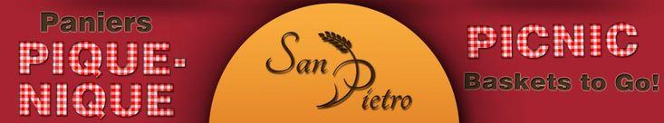 PANIERS PIQUE-NIQUE – POUR VOS ÉVÉNEMENTS SPÉCIAUX! - http://sanpietro.ca/fr/paniers-pique-nique-pour-vos-evenements-speciaux/