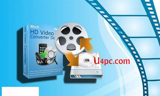 WinX HD Video Converter Deluxe 5.11.0.292 Crack Full Version - U4PC Best Latest Pc Games And Softwares Full Version Free Download For Pc