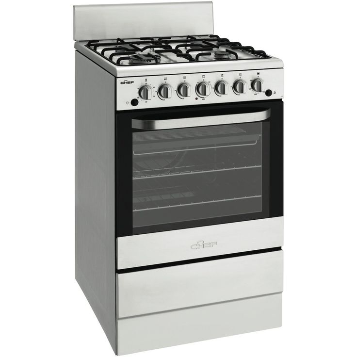 Shop Online for Chef CFG504SALP Chef 54cm Gas Upright Cooker and more at The Good Guys. Find bargain buys and bonus offers from Australia's leading electrical & home appliance store.