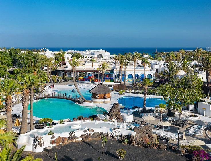 With A Stay At H10 Lanzarote Gardens In Teguise Costa You
