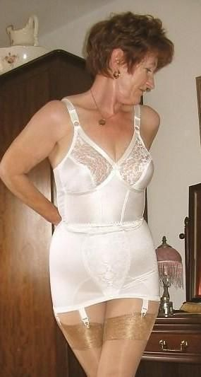 Mature Woman In Girdle 57