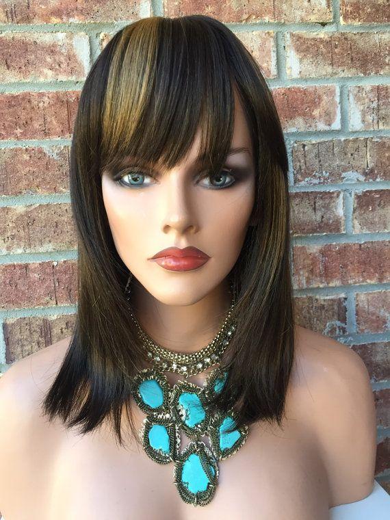 Jenny Straight Bang Remy Human Hair Wig 10 by NikkiBellaHair